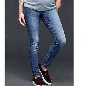 Maternity Gap Resolution True Skinny Jeans